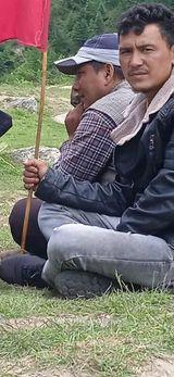 नेपाली कांग्रेस जुम्ला जिल्ला कै सबैभन्दा कन्छो वडा  सचिव नरेन्द्र थापा