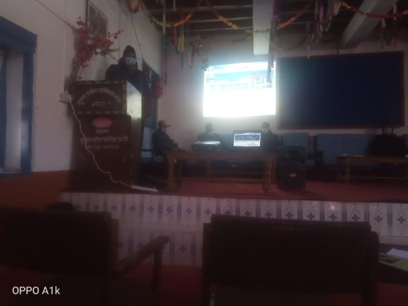 निर्वाचनको तयारी गर्दै निर्वाचन कार्यालय जुम्ला