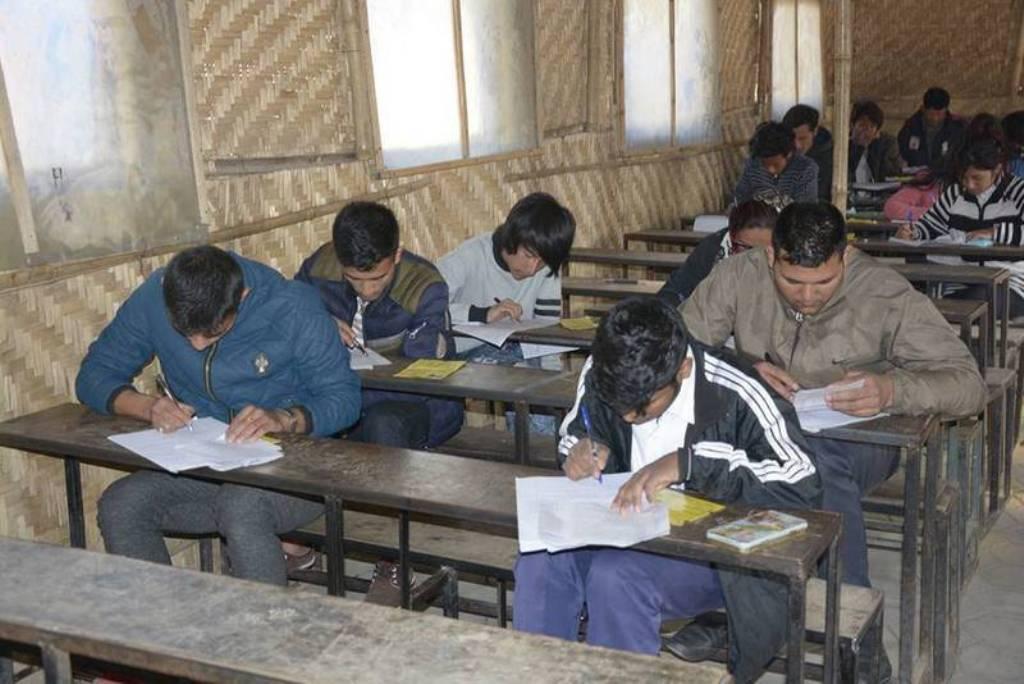 कक्षा १२ को परीक्षा छिटो सञ्चालन गर्न अनुरोध