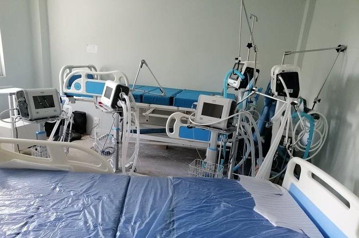 सल्यान अस्पतालकाे भेन्टिलेटर एक वर्षसम्म पनि प्रयाेगमा आएन