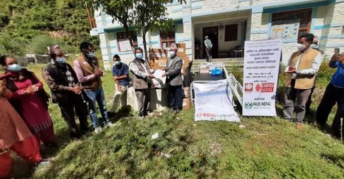 कोभिड प्रतिकार्यमा जुट्दै दुर्गमका स्वास्थ्य संस्था